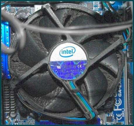 Як виправити помилку CPU fan error при завантаженні