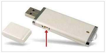 Як зняти захист від запису з флешки?