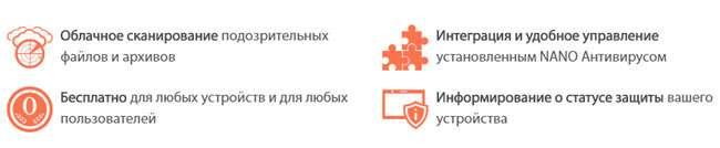 Антивірус Nano: безкоштовно надійний захист