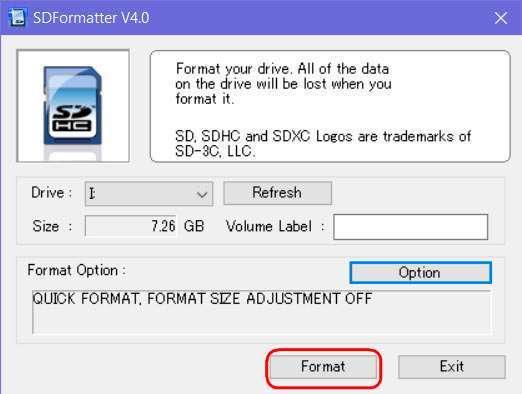 Як відформатувати флешку, якщо вона не форматується